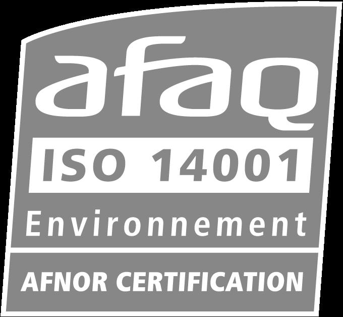 Logo AFAQ 14001