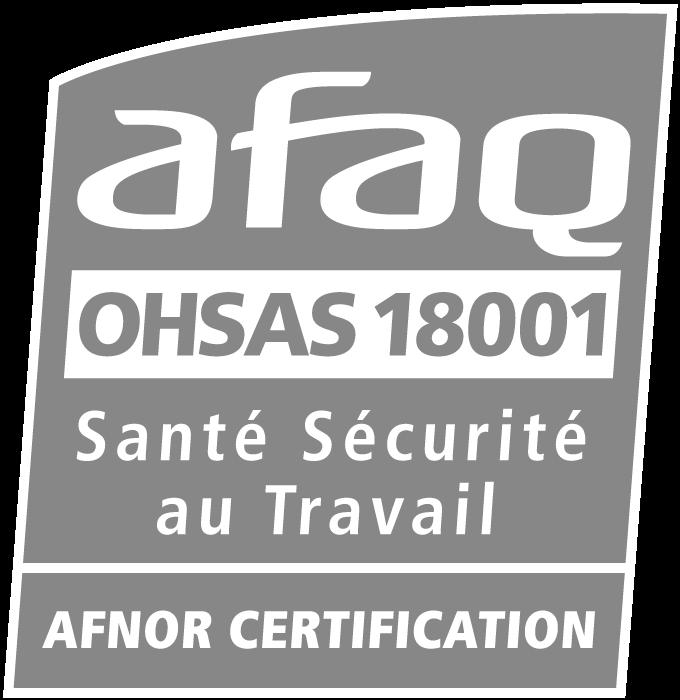 Logo AFAQ 18001