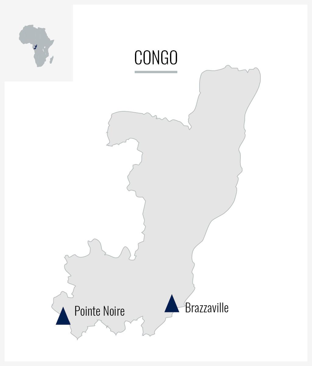 AMT site Congo