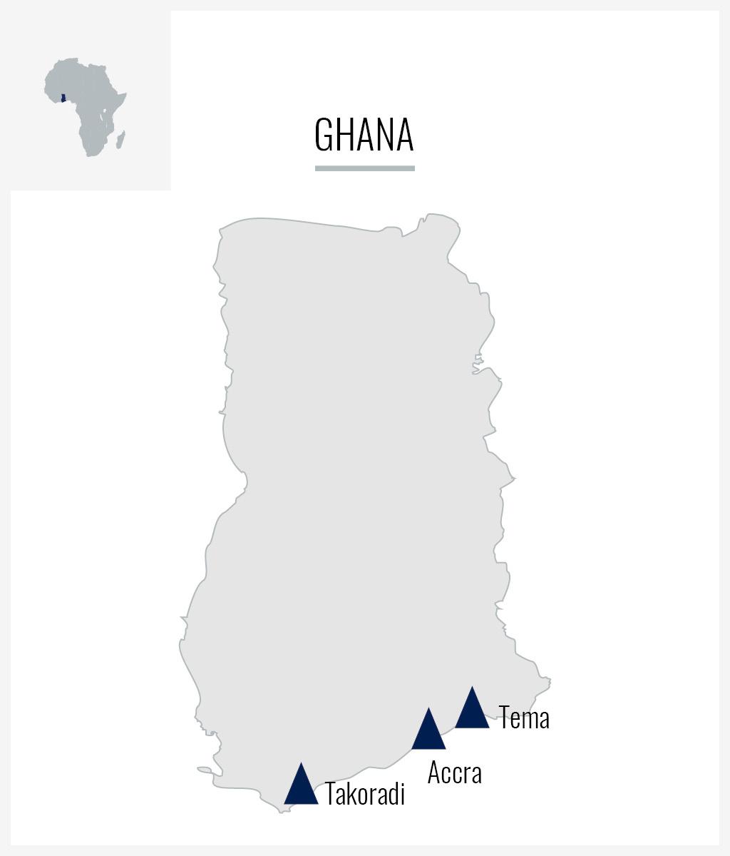 AMT site Ghana