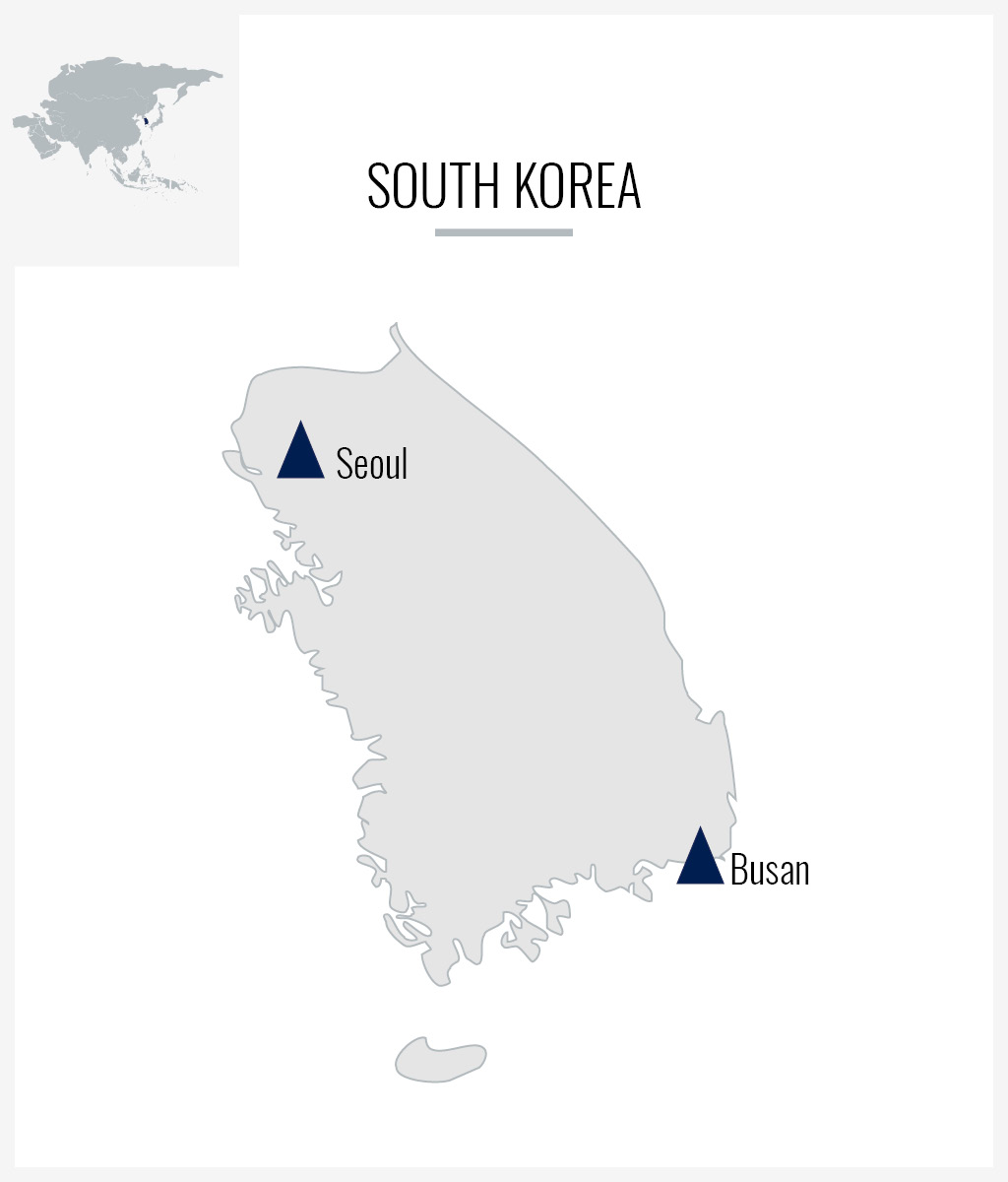 AMT site South Korea