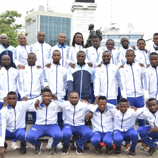 Congratulations to AMT FC CAMEROON!