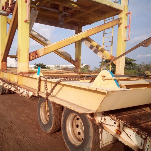 AMT Angola – The team comes to its customer's rescue